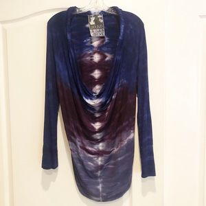 YFB Young Fabulous & Broke Tie Dye Dress